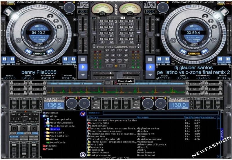 Dj Console Virtual DJ